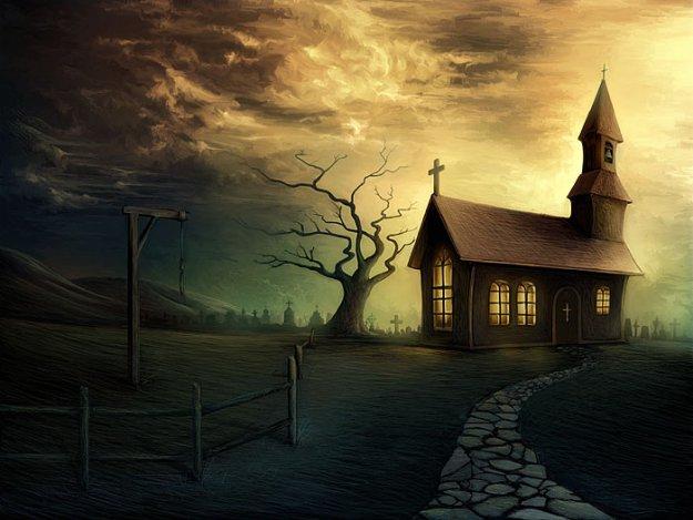 strange-chapel