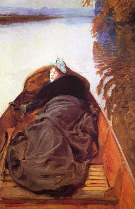 autumn-on-the-river-1889 john singer sargent