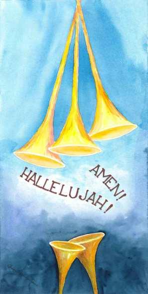 Amen-Hallelujah